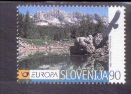 CEPT Natur - Und Nationalparks / Nature National Parks Slowenien 259 ** Postfrisch, MNH, Neuf - Europa-CEPT