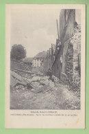 METZERAL Après Les Terribles Combats Du 15 Au 24 Juin 1915. 2 Scans. - Guerre 1914-18
