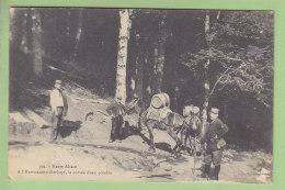 VIEIL ARMAND : La Corvée D'Eau Potable. Hartmannswillerkopf. 2 Scans. Edition Chadourne - Guerre 1914-18