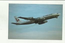 136911 Aereo Boeing 707 323c Air Swazi Cargo 3d Asb C/n 19519/619 - 1946-....: Moderne