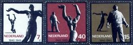 Nederland 1965, Netherlands, Niederlande, Pays-Bas, MNH, Sc 432 / 434, Y&T 810 / 812, NVPH 836 / 838, Mi. 836 / 838 - Periode 1949-1980 (Juliana)