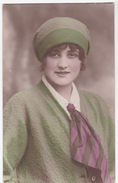 CPA Femme Avec Chapeau - A British Beauty  - Photo D'art Rétro Colorisée  - A. 199-2 - Women