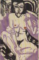 57057- RAPHAEL KIRCHNER- NUDE, ILLUSTRATION, REPRINT - Kirchner, Raphael