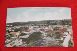Oceania Guam Apra Agana Overlooking The Capital City - Guam