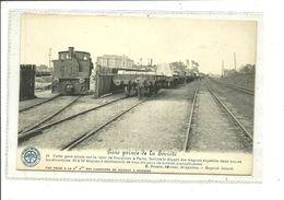Soignies Gare Privée De La Société Carrières Du Hainaut ( Train ) - Soignies