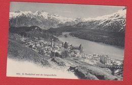 Moritz Dorf Und Die Languardkette - GR Grisons