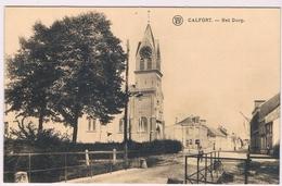 Calfort (Puurs) - Het Dorp (Geanimeerd) - Puurs
