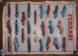 Affiche Ferrari ( Avec Plis, Voir Scan ) - Affiches