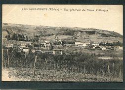 CPA - COLLONGES - Vue Générale Du Vieux Collonges - Other Municipalities