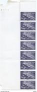 ES1170-LA969TAN.Spain Espagne.AVION.BARCO.SUPER-CONSTELLATION Y NAO SANTA MARIA 1955/56.(Ed. 1170**)BL 8 - 1951-60 Nuevos & Fijasellos