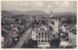 Carte 1940 KOSICE / HLAVA UL. A DIVADLO - Slovaquie