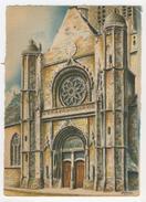 Barday    Fécamp      Portail De L'Eglise Etienne   2121 D - Barday