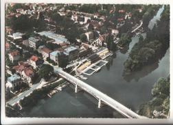 94 La Varenne  Vue Sur Le Pont De Chennevieres - Saint Maur Des Fosses