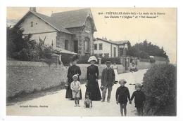 """PREFAILLES  (cpa 44)  Les Chalets """" L'Aiglon """" Et """" Val Gouassé """" -    - L 1 - France"""