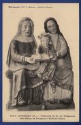 29 GOUEZEC Chapelle N.-D. De Tréguron, Ste Anne, La Vierge Et L'Enfant-Jésus - Gouézec