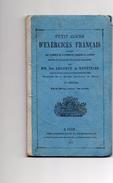 7z Petit Cours D'exercices Français Grammaire Petit Manuel De 1871 - Books, Magazines, Comics
