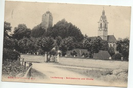 LAUFENBURG Schlossruine Und Kirche - AG Argovie
