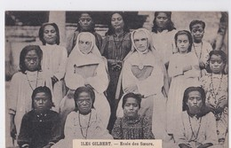 Carte 1920 ILES GILBERT / ECOLE DES SOEURS (beau Plan De Groupe) - Micronesia