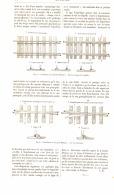"""CHEMINS DE FER """" AIGUILLE POUR CHANGEMENT DE VOIE SANS INTERRUPTION DE LA VOIE PRINCIPALE """"  1884 - Chemin De Fer"""