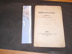 PAMPHLET PAR LEOPOLD NON COBOURG - Paris Aux Bureaux De La Propagande Démocratique Et Sociale 1849 18pp - Kranten