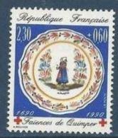 """FR YT 2646 """" Croix-Rouge """" 1990 Neuf** - France"""