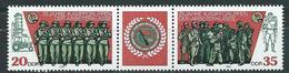 DDR 1978  Mi 2357 - 2358  25 Jahre Kampfgruppen - Ongebruikt