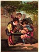 6 Cards  PUB  Choc Ibled REGLISSE ZAN Colonies Françaises Maison Duguet Ixelles  Dices DES  Dés  WURFEL - Autres