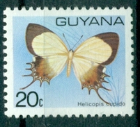 Guyane / Guyana 1978 Mnh*** - Butterflies