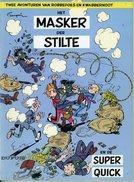 Robbedoes En Kwabbernoot - Het Masker Der Stilte   (1995) - Robbedoes En Kwabbernoot