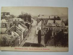 Cp1200 E5  NOTRE DAME DE LIESSE  Vue Du Calvaire Et Du Pentionnat 1923 - Autres Communes
