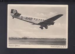 Dt. Reich Lufthansa Ju 52 - 1939-1945: 2a Guerra