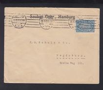 Dt. Reich Brief Hamburg 1923 MeF - Deutschland