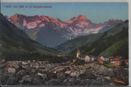 Elm (982 M) Mit Bergsturzgebiet - Photoglob No. 3273 - GL Glaris
