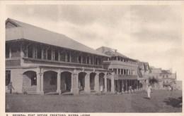 SIERRA LEONE - GENERAL POST OFFICE, FREETOWN - Sierra Leone