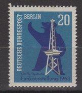 Berlin (West) / Große Deutsche Funkausstellung / MiNr. 232 - Berlin (West)