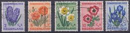 Nederland 1953 602-606 - Gebruikt