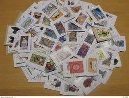 LOT 1 KILO KILOWARE FRANCE GRANDS FORMATS SUR FRAGMENTS RECENTS 2013 A 2016 - Stamps