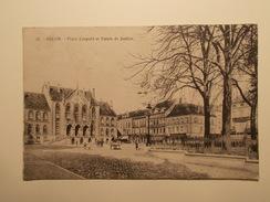Carte Postale - BELGIQUE - ARLON - Place Leopold Et Palais De Justice (508) - Arlon