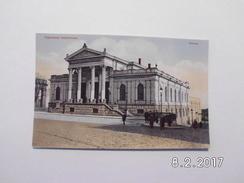 Odessa. - La Bibliothèque. - Russie