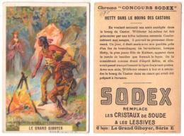 (Chromos) 090, Concours Sodex Lessive, Le Dernier De Mohikans Série F N° ?? - Autres
