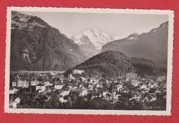 Interlaken  -- Jungfrau - BE Berne