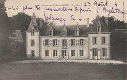 56 GESTEL      Château De LEN-en-GESTEL   PAS COURANT   1914 - France