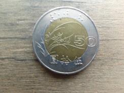 Taiwan  50  Yuan  1996  Y 556 - Taiwan