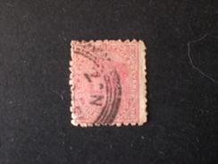 "NEW ZELAND NUOVA ZELANDA 1882 -1885 Queen Victoria - Inscription ""NEW ZEALAND - POSTAGE & REVENUE"" - 1855-1907 Crown Colony"