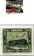C5 Sarre Saar Mi 93  * Pf - Zone Française