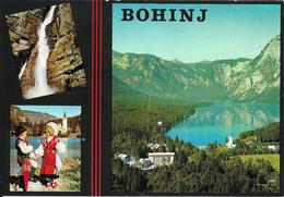 Slovenië/Slovenija, Bohinj, 3 Vues, Ca. 1980 - Slovenië