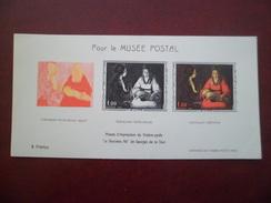 """Bloc Feuillet N° 1476b """"Le Nouveau Né"""" De Georges De La  Tour Pour Le Musée Postal Neuf  Jamais Plié TB - Sheetlets"""