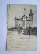 Slovakia - Tatra Csobaer See , Villa Josef ,old Postcard 1900 - Slovaquie