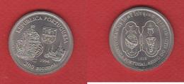 Portugal  --  200  Escudos 1996  --  Km # 689  --  état  SUP - Portugal