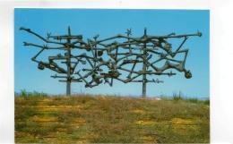 Postcard - Jerusalem - Yad-Vashem Card No.4855 New - Postkaarten